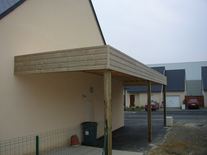 Carport maison finest hb swalmen with carport maison for Garage grand nord automobile nieppe