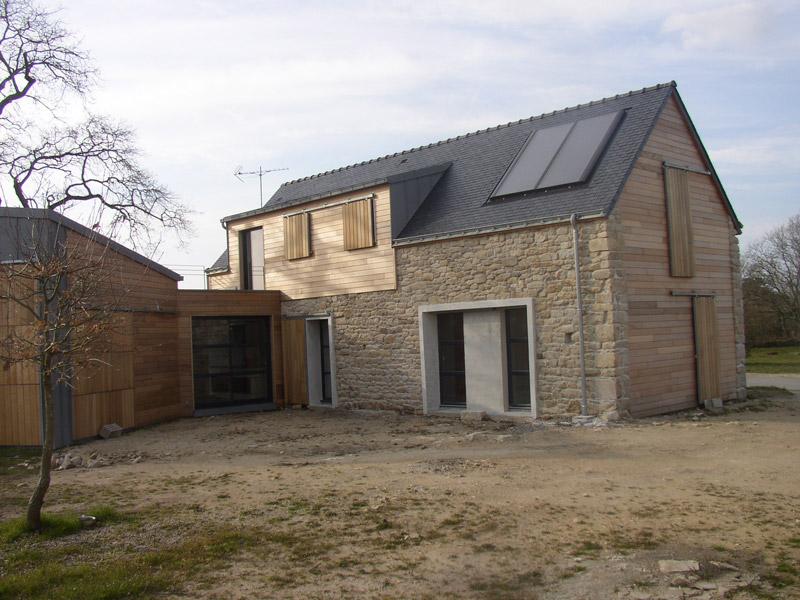 zinc pierre bois sign bois construction. Black Bedroom Furniture Sets. Home Design Ideas